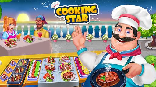 Cooking Star - Crazy Kitchen Restaurant Game screenshots 1