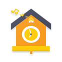 Cuckoo hourly chime icon