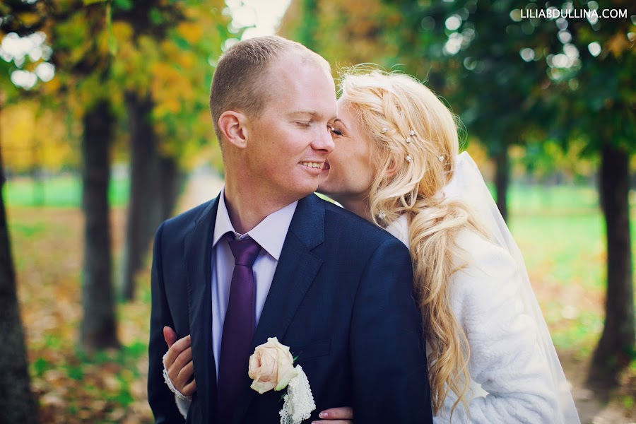 Свадебный фотограф Лилия Абдуллина (liliphoto). Фотография от 07.02.2015