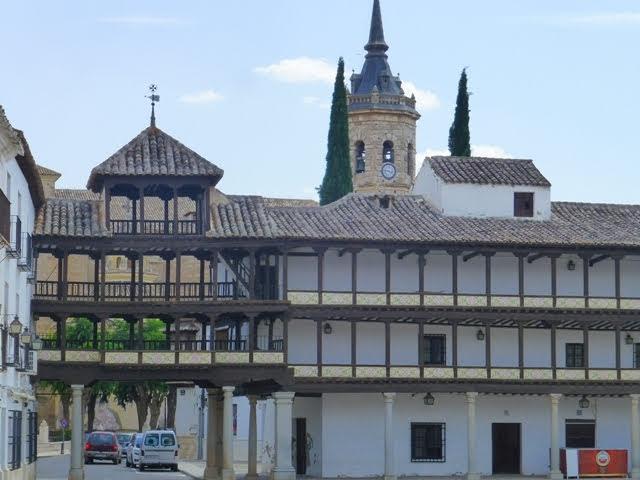 De norte a sur (I) - Tembleque y Manzanares