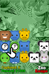 Zoo Escape! - Animal Match- screenshot thumbnail