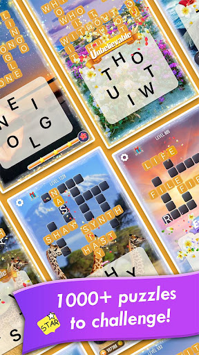 Word Crossy - A crossword game 2.0.22 screenshots 2