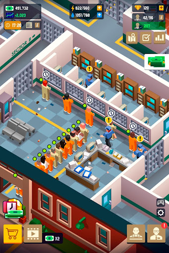 Code Triche Prison Empire Tycoon - Idle Game mod apk screenshots 5