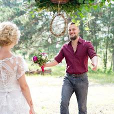 Wedding photographer Oksana Sinicina (ksuha). Photo of 09.09.2017
