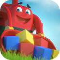 Digger Joe Bulldozer for Kids icon