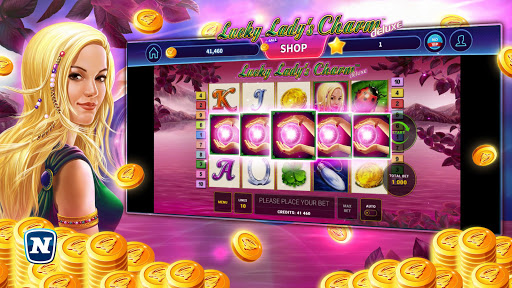 Lucky Lady's Charm Deluxe Casino Slot 5.18.0 screenshots 3