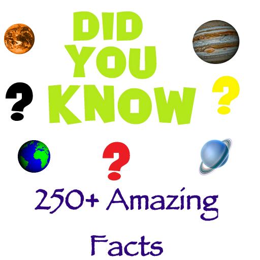 amazing astronomy facts - 512×512