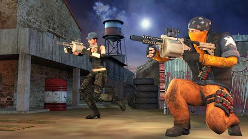 Battle Royale : Unknown Survival Squad Mobile 1.0 screenshots 2