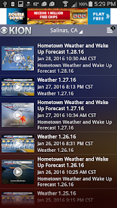 KION Weather Authority screenshot 2