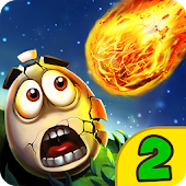 Disaster Will Strike 2: Puzzle Battle icon