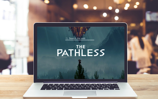 The Pathless HD Wallpapers Game Theme