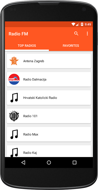 Radio Croatia Free Music Radio Android Apps Appagg