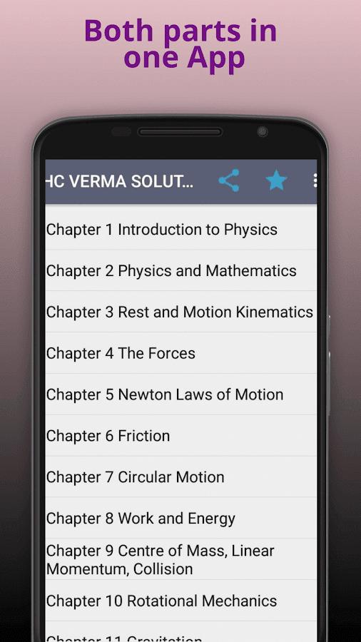 hc verma book solutions music