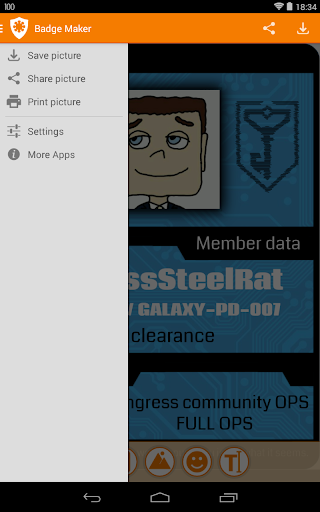 Badge Maker screenshot 9