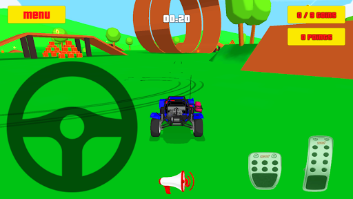 Baby Car Fun 3D - Racing Game 11 screenshots 2