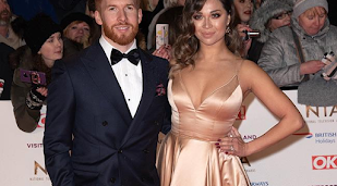 Neil Jones wanted to protect wife Katya during Strictly kiss scandal