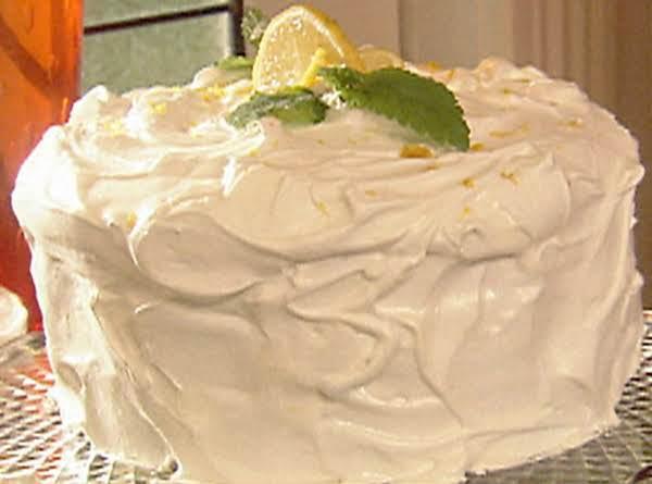 Best-ever Lemon Cake Recipe