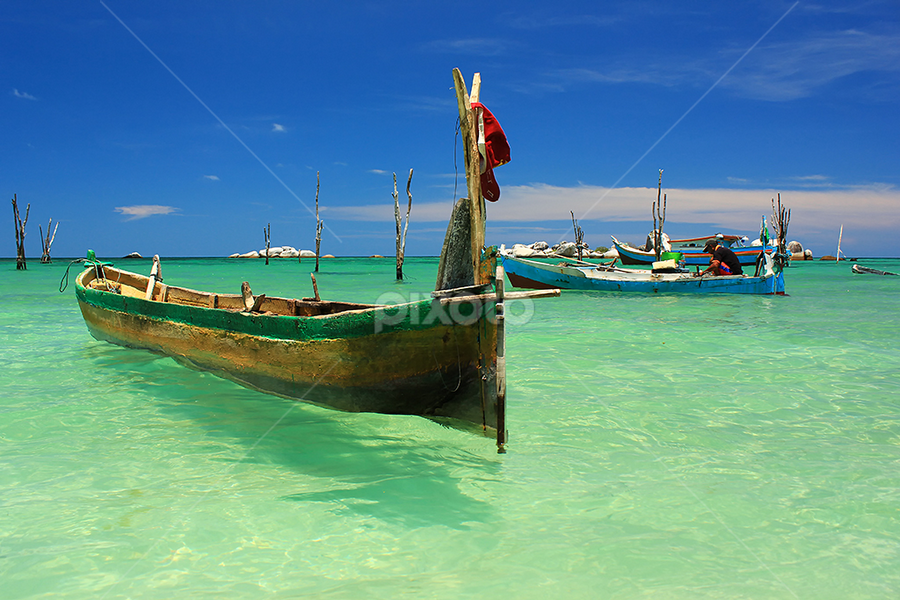 by Imansyah Putra - Transportation Boats