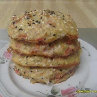 Baked Tomato Onion Cakes