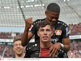 🎥 Kai Havertz encore, le Bayer met la pression sur Dortmund
