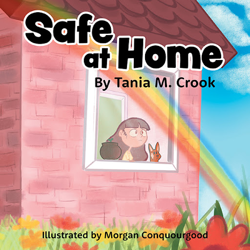 Safe at Home cover