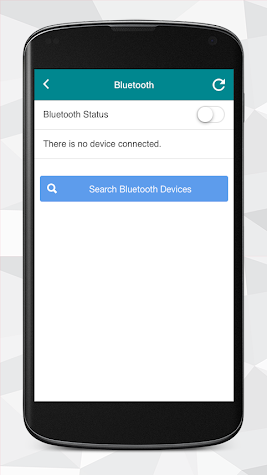 Arduino Bluetooth Control Plus Screenshot