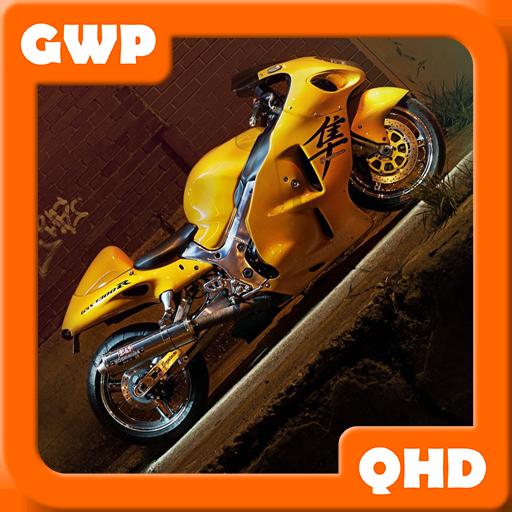 バイクの壁紙QHD 個人化 App LOGO-APP試玩