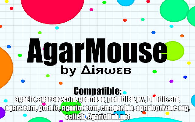 AgarMouse by ΔᎥяωεв