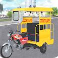Tuk Tuk City Chingchi Rickshaw
