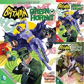 Batman '66 Meets The Green Hornet (2014)