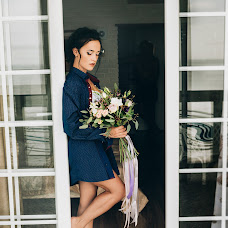 Wedding photographer Yana Kabanceva (YanaKaba). Photo of 16.09.2017