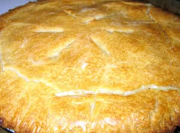 Super Easy Chicken Pot Pie Recipe