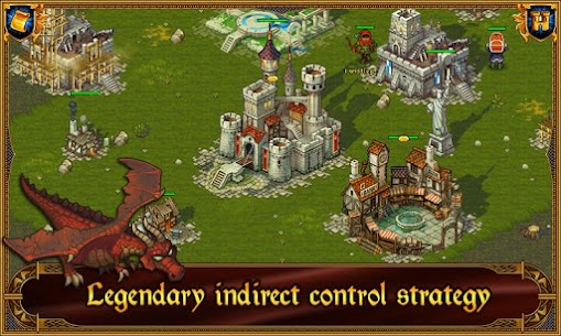 Majesty: The Fantasy Kingdom Sim Apk Download For Android and Iphone 1
