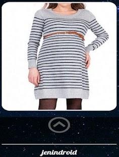 Pregnant Women Dress - náhled
