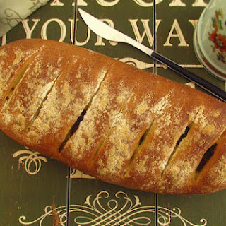 Stuffed Bread With Tuna