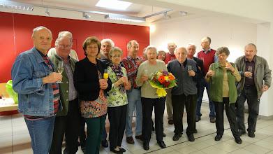 Photo: Geburtstagsfeier Anni Hochgatter zum 75er Foto: B. Stundner