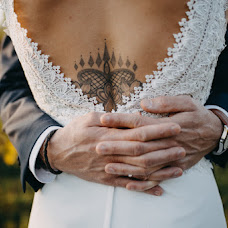 Wedding photographer Pavlina Faraga (prokupkova). Photo of 04.10.2017