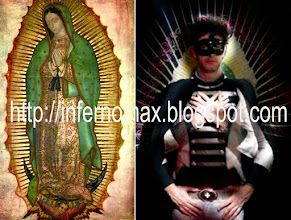Photo: Virgen de Guadalupe Gustavo Cerati
