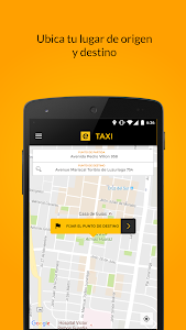 E-Taxi screenshot 1