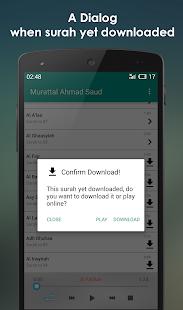 Ahmad Saud Murattal - náhled
