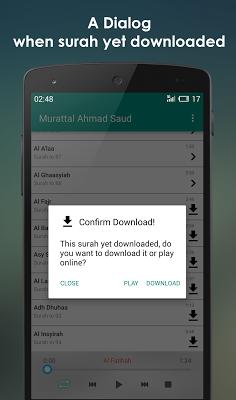 Ahmad Saud Murattal - screenshot