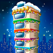 Pocket Tower: Building Game & Money Megapolis