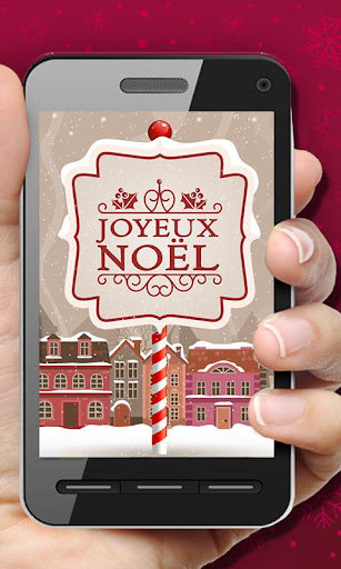 Xmas greetings 2015 in French