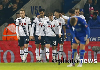 FA Cup: Tottenham s'impose facilement à Leicester avec un but de Chadli