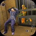 Jail Break Escape - Rope Hero Jail Escape Game icon