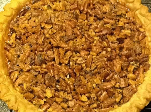 Tia Carmen's Pecan Pie Recipe