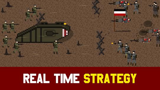 Trench Warfare 1917: WW1 Strategy Game 4