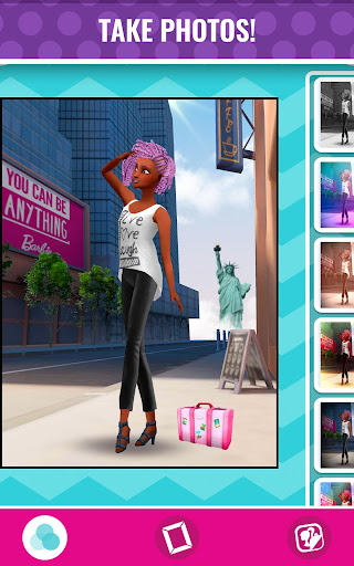 Barbie™ Fashion Closet - screenshot
