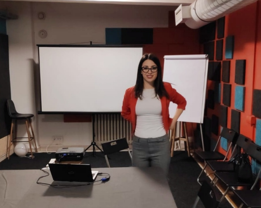 Janja Jovanovic - kako održati uspešnu radionicu