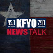 News/Talk 95.1 & 790 KFYO Lubbock News Radio